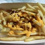 【食レポ】クラシックフライ バーベキュー&チェダーチーズソースを食べた感想を会話してみた