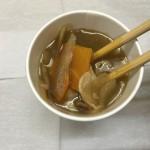 【食レポ】モスバーガーの豚汁の感想を会話してみた
