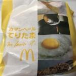 【食レポ】マクドナルドのカマンベールてりたまとチキンてりたまの感想を会話してみた