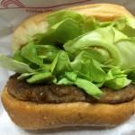 【食レポ】モスのクリームチーズテリヤキバーガーの感想を会話してみた