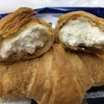 【食レポ】ローソンのミニクロワッサン(レアチーズクリーム)の感想を会話してみた