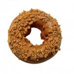 【食レポ】セブンイレブンのキャラメル&クランチドーナツの感想を会話してみた