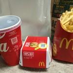 【食レポ】マクドナルドの「グランドフライ」の感想・フライドポテトにLL、XLサイズが登場!