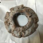 【食レポ】セブンイレブンのココアオールドファッションドーナツの感想を会話してみた