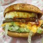 【食レポ】マクドナルドのロコモコバーガーの感想を会話してみた