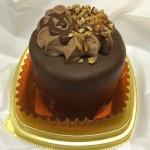 【食レポ】セブンイレブンのコーヒー香るチョコケーキの感想を会話してみた