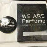 WE ARE Perfume WORLD TOUR 3rd DOCUMENT(Blu-ray)(初回限定盤)の中身と感想