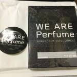 WE ARE Perfume WORLD TOUR 3rd DOCUMENT(Blu-ray)(初回限定盤)の中身と感想