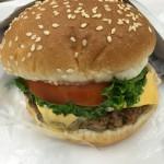 【食レポ】セブンイレブンの期間限定バーガー 濃厚チーズの感想を会話してみた