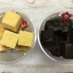 【食レポ】セブンイレブンのひとくちショコラとひとくち濃厚フロマージュの感想を会話してみた