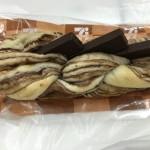 【食レポ】セブンイレブンの板チョコツイストの感想を会話してみた
