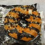 【食レポ】ローソンのハロウィンドーナツ オレンジチョコ&ホイップの感想を会話してみた
