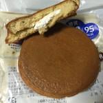 【食レポ】ローソンのブランのパンケーキ~アガベシロップ入り~の感想を会話してみた