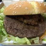【食レポ】マクドナルドのかるびマック(カルビバーガー)の感想を会話してみた