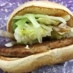 【食レポ】マクドナルドのしょうが焼きバーガー(ヤッキー)の感想を会話してみた