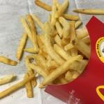 【食レポ】マクドナルドのシャカシャカポテトさくらえびしおの感想を会話してみた
