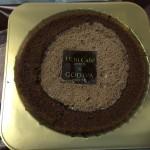 【食レポ】ローソンとGODIVAのショコラロールケーキの感想を会話してみた