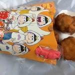 【食レポ】ローソンが「おそ松さん」とコラボ!からあげクン「ソース焼そば味」の感想を会話してみた