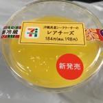 【食レポ】セブンイレブンの沖縄県産シークワーサーのレアチーズの感想を会話してみた