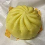 【食レポ】セブンイレブンの中村屋味わいまろやかチーズカレーまんの感想を会話してみた