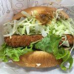 【食レポ】モスバーガーの秩父わらじカツバーガー深谷ねぎ味噌ソースの感想を会話してみた