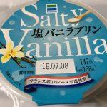 【食レポ】ファミリーマートの塩バニラプリンの感想を会話してみた