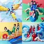 乃木坂46 21stシングル「ジコチューで行こう!」Type-A,B,C,D,通常版の違いとどれを買うべきか