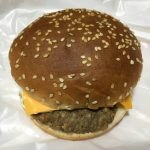 【食レポ】セブンイレブンのグルメバーガーチリチーズの感想を会話してみた
