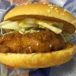 【食レポ】マクドナルドの「宮崎名物チキン南蛮バーガー」と「名古屋名物みそカツバーガー」の感想