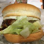 【食レポ】ロッテリア「デミたま肉厚ハンバーガー」を食べた感想