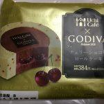 【食レポ】ローソン「Uchi Café×GODIVA チェリーショコラロールケーキ」の感想