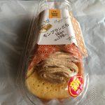 【食レポ】ファミリーマート「モンブランどら」を食べた感想